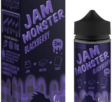 Jam Monster's Blackberry E-Juice Review – Best Ecigarette