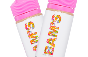 Strawberry Cannoli Ejuice by Bam Bam's Cannoli Review